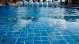 Mayan Palace Pool Reflections