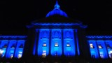 City Hall Warriors Blue