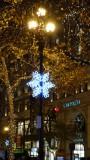 Holiday Lights on Market Street