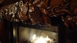 Granite Taphouse Fireplace Mantel