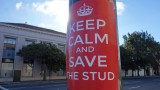 SAVE THE STUD