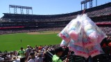 AT&T Park Cotton Candy
