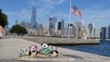 The Pandafords Visit Ellis Island