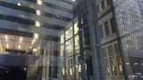 Lower Manhattan Window Reflections