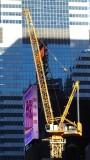 Times Square Crane