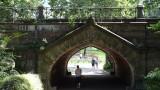 Greywacke Arch Central Park