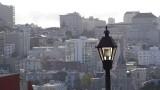 Russian Hill Street Light