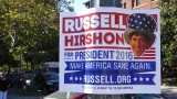 Russell Hirshon Poster