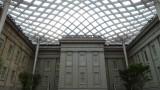 Kogod Courtyard glass canopy