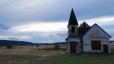 Simnasho Abandoned Church