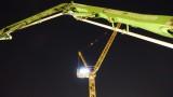 SOMA Crane and Concrete Pourer