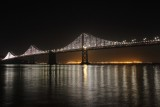 Bay Bridge Moonrise
