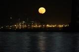 Moonrise Over Alameda