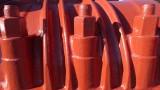 Golden Gate Bridge Cable Detail