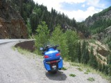 Red Mountain Pass (million dollar hwy)