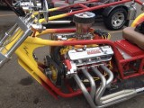 BigTrike with a 454