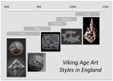 Viking Age art styles in England