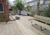 A VERY NICE (AND LARGE!) NEW DECK!
