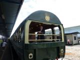 Oriental Express Train, April 2013- Singapore to Bangkok