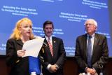 150709 Bernie Sanders Don Beyer Policy Forum