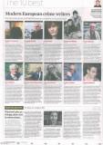 Observer: 10 Best Writers of Eurocrime