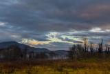 Behind the Dawn