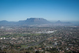 Cape Town from the Tygerberg