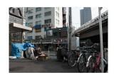 Destitution in Tokyo