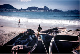 Fishing Boats at Copacabana