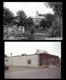 Ecole Saint-Gabriel et bureau de poste
