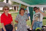 1996 - Ginny is an expert at running troop garage sales.