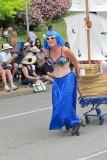 Art Car parade participant