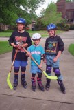 Ledgestone Drive All-Star Street Hockey Team 1994