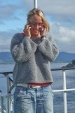 On the ferry to Oban