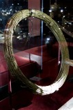 Bronze wire recovered from La Belle