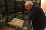 Gutenberg Bible at the Harry Ransom Center