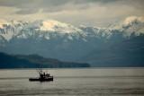 Fishing boat in Wrangell
