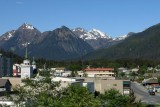 The city of Sitka