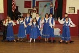 Dance demonstration at Sons of Norway in Petersburg