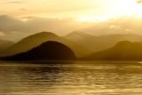 Sunset at Sokolov Island