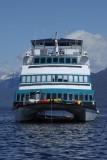 Our boat, the Alaskan Dream