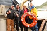 Aboard the Aleutian Ballad a Deadliest Catch boat
