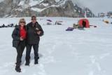 Mt. McKinley base camp