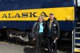 Boarding in Denali for Fairbanks