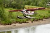 Lots of float planes in Fairbanks