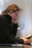 Reading on Southwest Airlines