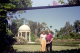 1977 - Self Portrait at Cypress Gardens