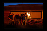 La fête au villageBande de jeunes