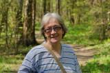 Lidiya in Bitsa Park