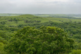 Flint Hills from Konza Prairie Overlook